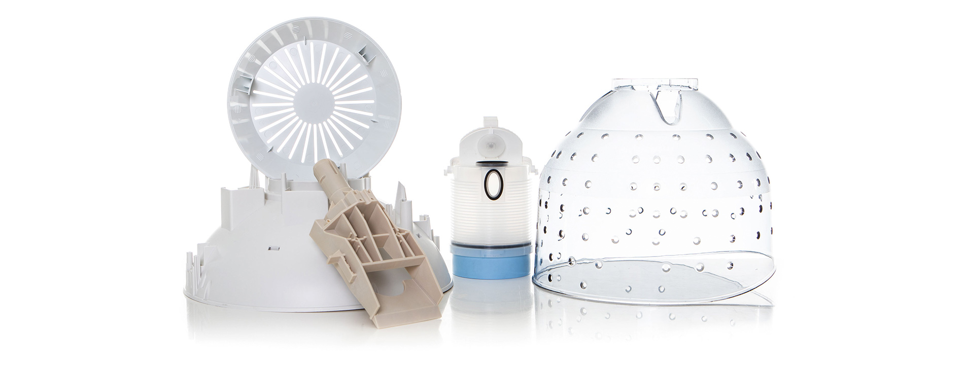 Kunststoffverarbeitung Winter Kunststoff-Einzelteile für Friseurtechnik