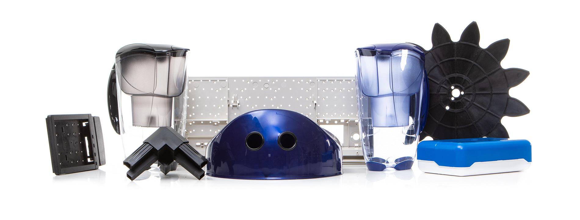 Kunststoffverarbeitung Winter Kunststoff-Einzelteile für Haushaltswaren