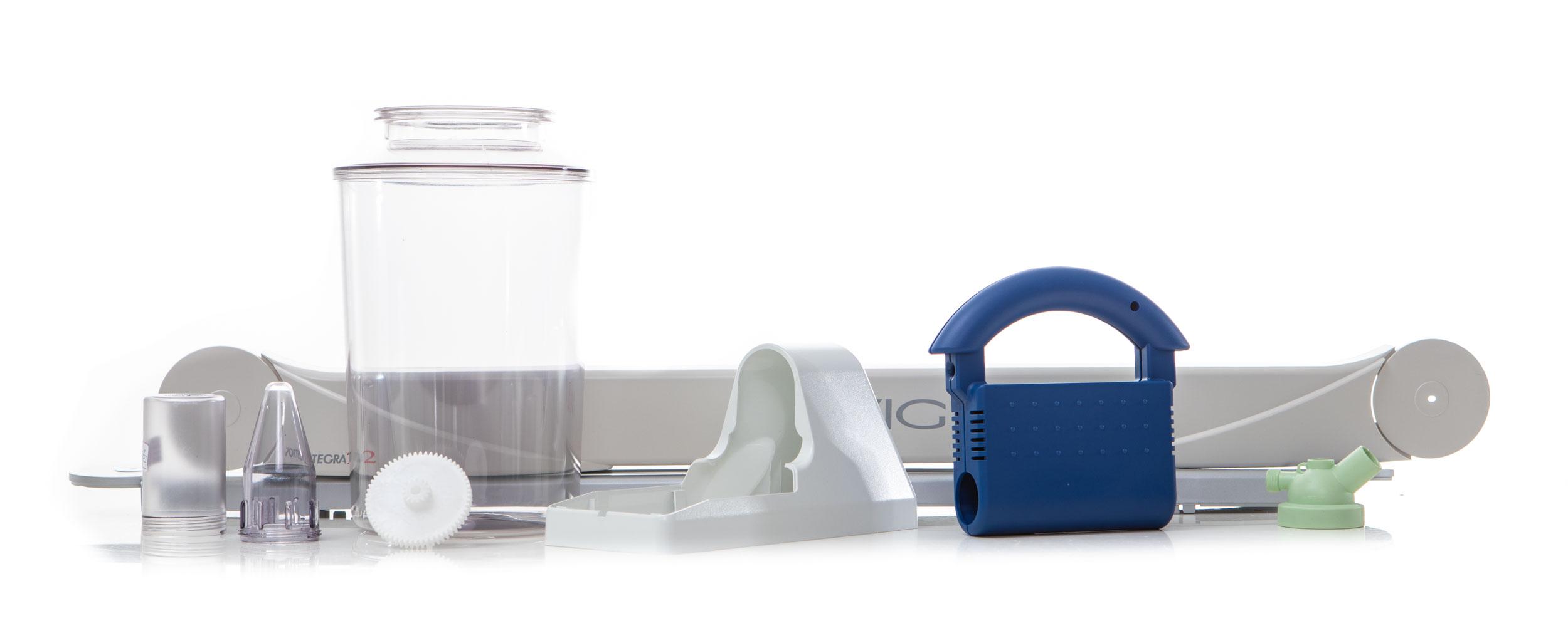 Kunststoffverarbeitung Winter Kunststoff-Einzelteile für Medizintechnik