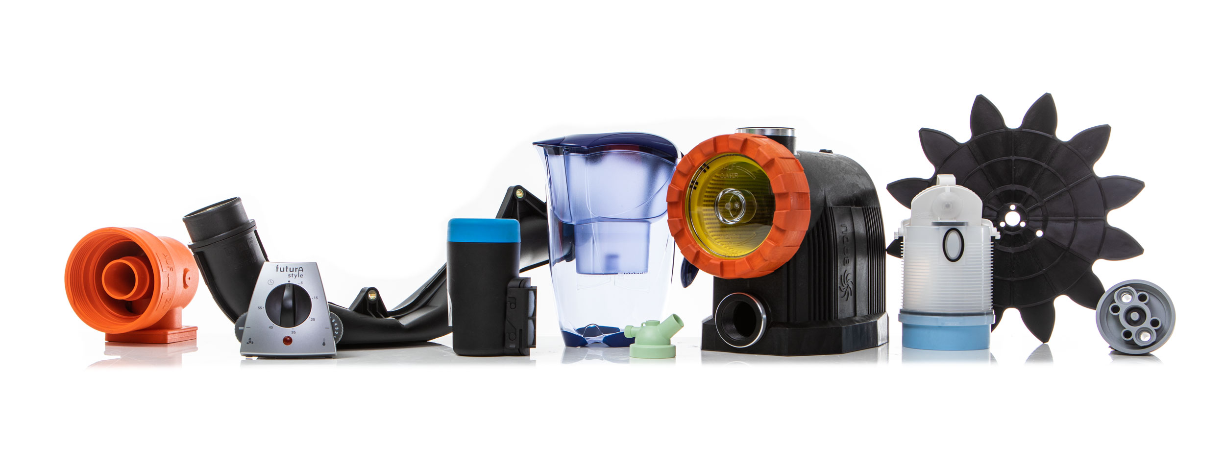 Kunststoffverarbeitung Winter Produktpalette Prototypen Spritzgussteile Kunststoff