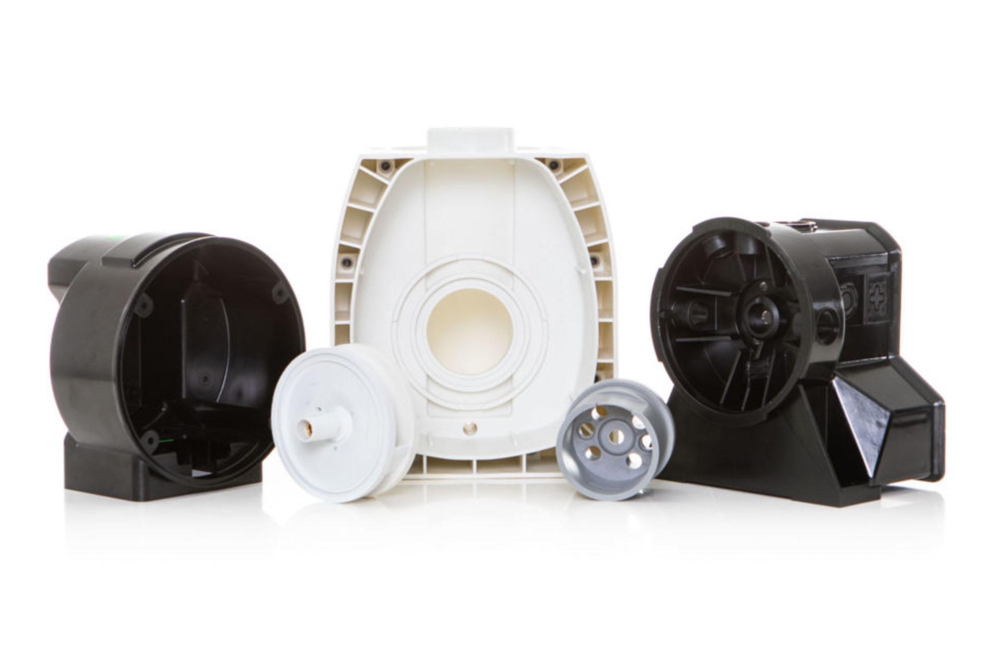 Produktpalette der Kunststoffverarbeitung Winter für Filtertechnik