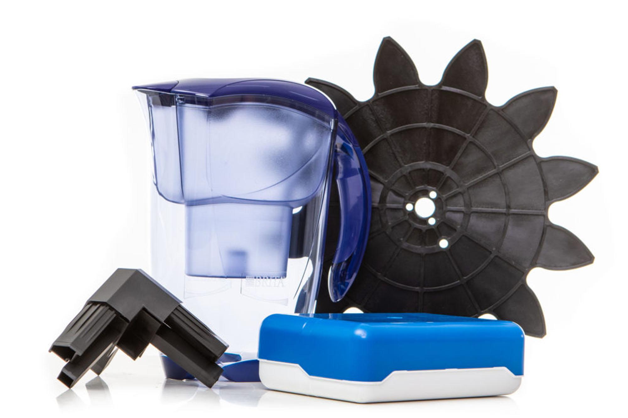 Produktpalette der Kunststoffverarbeitung Winter für Haushaltstechnik